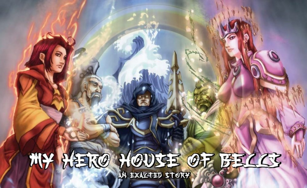 My Hero House of Bells